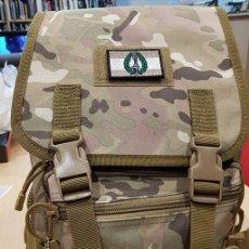 Militaria: MOCHILA TACTICA MULTICAM CON PARCHE. Lote 237549165