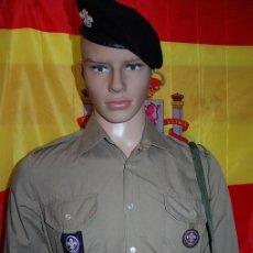 Militaria: UNIFORME Y COMPLEMENTOS BOY SCOUTS ESPAÑOLES/ESCULTISMO ESPAÑA. Lote 237953735