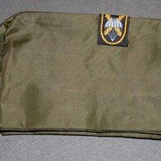 Militaria: BOLSA DE ASEO BRIGADA PARACAIDISTA BRIPAC. Lote 238161850