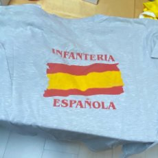 Militaria: CAMISETA RIMZ ASTURIAS 31. TALLA XL. POR DETRÁS INFANTERIA ESPAÑOLA. Lote 238655480