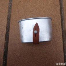 Militaria: CACILLO DE TROPA DEL EJÉRCITO ESPAÑOL. MMM. Lote 239465935