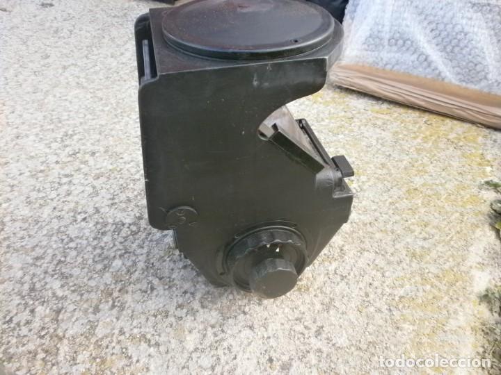 Militaria: Pieza única en el mercado visor para cañon 40/70 Bimador - Fabricado por ENOSA caja madera original - Foto 9 - 27577233