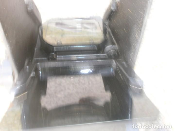 Militaria: Pieza única en el mercado visor para cañon 40/70 Bimador - Fabricado por ENOSA caja madera original - Foto 18 - 27577233