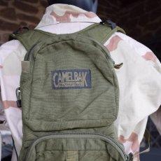 Militaria: CAMELBAK MULE OLD GEN EN VERDE OD NAVY SEAL RANGER USMC MARINES US ARMY. Lote 253031135
