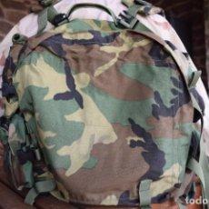 Militaria: SDS MOLLE II MEDIC BAG EN WOODLAND, MOCHILA MÉDICA USADA POR LOS CORPSMAN DE LA NAVY, USMC Y US ARMY. Lote 253031500