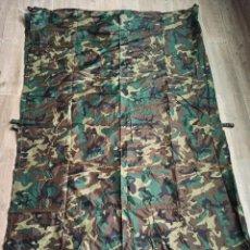 Militaria: TECHO VIVAC BOSCOSO WOODLAND 2,40×1,90CM NUEVO. Lote 253791190