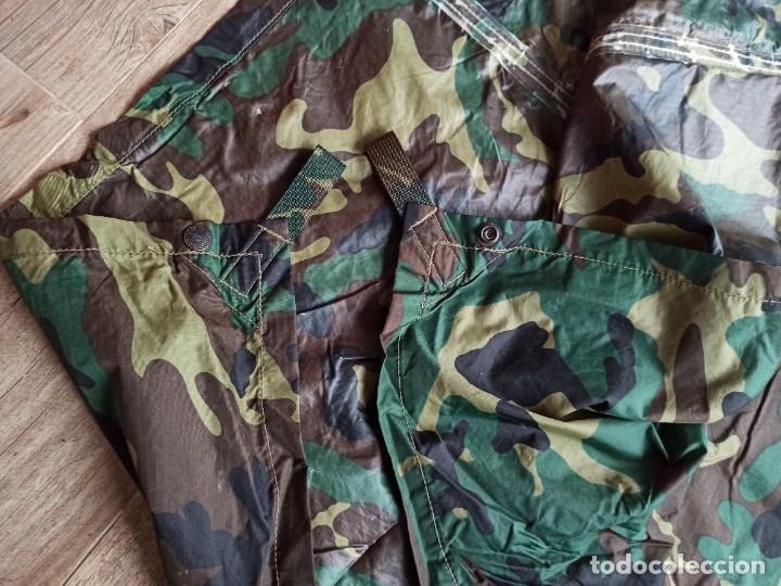 Militaria: TECHO VIVAC BOSCOSO WOODLAND 2,40×1,90cm NUEVO - Foto 2 - 253791190