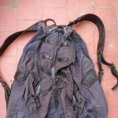 Militaria: MOCHILA DE FAENA DE LA LUFTWAFFE. ORIGINAL.. Lote 261931300