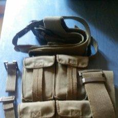 Militaria: CORREAJE M-79 PARA FUSILERO. FINALES DE LOS 70.. Lote 261934030