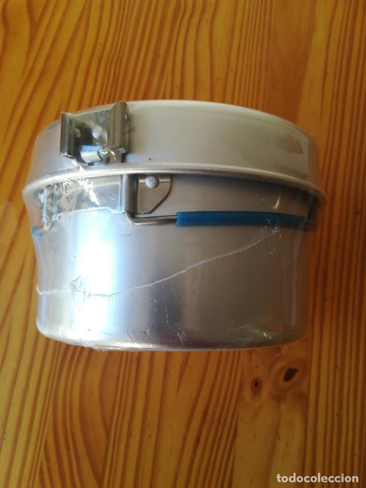 Militaria: Set cooking popotes aluminium 1p sin abrir nuevo - Foto 2 - 263728415