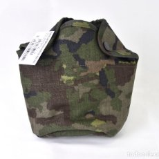 Militaria: FUNDA CANTIMPLORA BOSCOSO PIXELADO EJERCITO. Lote 266479168