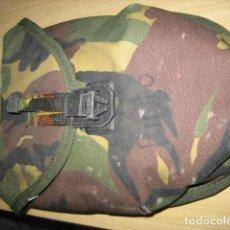 Militaria: FUNDA DE LONA PARA PALA MILITAR CAMO.. Lote 269264843