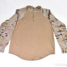 Militaria: CAMISA LIGERA ARIDA PARA CHALECO ANTIFRAGMENTO (TALLA XL). Lote 269465878