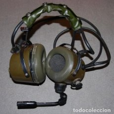 Militaria: AURICULARES (CASCOS) MILITARES DE CAMPAÑA EJERCITO DE TIERRA/. Lote 271897983