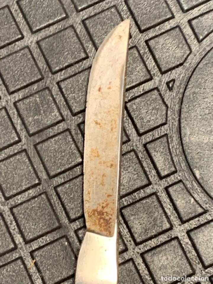 Militaria: ESTUCHE MILITAR PIEL UTENSILIOS MEDICO ARTILLERIA EQUIPAMIENTO CAMPAÑA HERIDOS TIJERAS PINZA BISTURI - Foto 35 - 274230648
