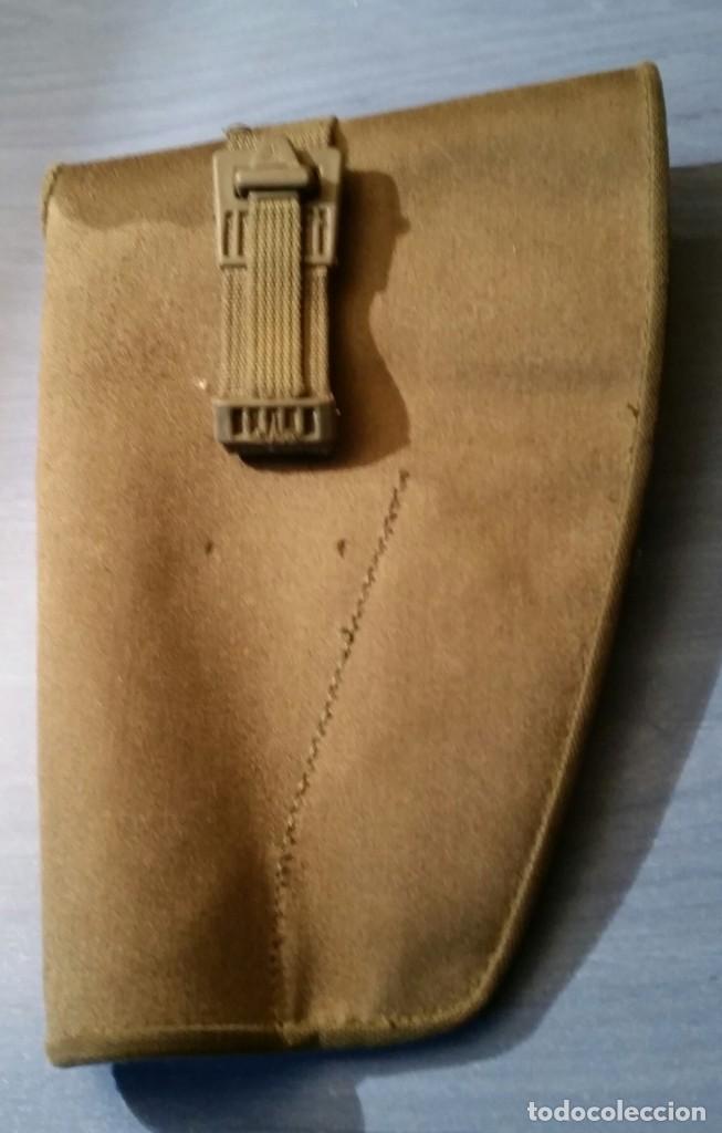 Militaria: Funda de pistola M-82. Años 80. - Foto 2 - 276911413