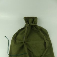 Militaria: BOLSO - MOCHILA PARA COLGAR EN EL HOMBRO MILITAR VERDE LONA USSR. Lote 285203803