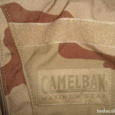 Militaria: CAMELBAK MILITAR MAXIMUN GEAR. Lote 287470188