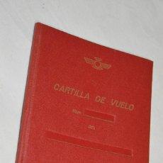 Militaria: VINTAGE - CARTILLA DE VUELO / NUEVA, SIN USO, ESTADO EXCELENTE - AÑOS 70 - ¡MIRA FOTOS/DETALLES/. Lote 293275723