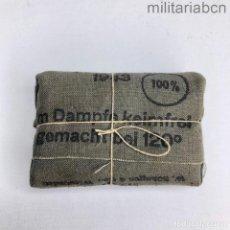 Militaria: ALEMANIA III REICH. PAQUETE DE VENDAJES DE LA WEHRMACHT 1943. Lote 296572423