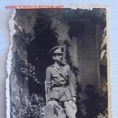 Militaria: FOTO DE OFICIAL. Lote 22166117