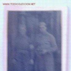 Militaria: FOTO DE DOS SOLDADOS, 1939. Lote 24329187