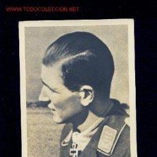 Militaria: FOTO DE UN CRUZ DE CABALLERO. LUFTWAFFE.. Lote 27264976