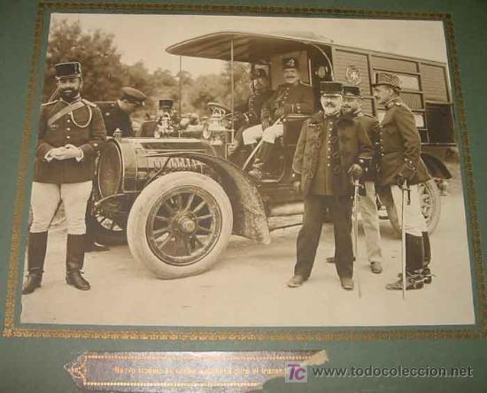 ANTIGUO ALBUM FOTOGRAFICO DE 1910 - BRIGADA DE TROPA DE SANIDAD MILITAR ESPAÑOLA - FOTOGRAFIAS DE SU (Militar - Fotografía Militar - Guerra Civil Española)