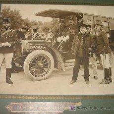 Militaria: ANTIGUO ALBUM FOTOGRAFICO DE 1910 - BRIGADA DE TROPA DE SANIDAD MILITAR ESPAÑOLA - FOTOGRAFIAS DE SU. Lote 26305665