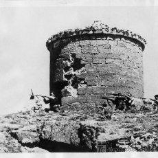Militaria: GUERRA CIVIL ESPAÑOLA. FOTOGRAFÍA ORIGINAL DE AGENCIA. 1936. Lote 26476563