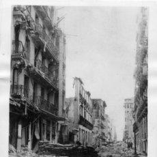 Militaria: GUERRA CIVIL ESPAÑOLA. FOTOGRAFÍA ORIGINAL DE AGENCIA. 1939. Lote 26520764