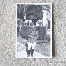 Militaria: FOTOGRAFIA DE UN TENIENTE DE ARTILLERIA, AÑOS 30. Lote 22906688