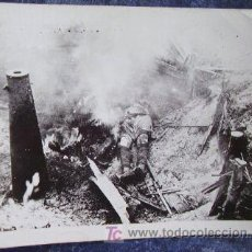 Militaria: FOTO SOLDADO JAPONES MUERTO ISLAS SALOMON 1945 100% ORIGINAL. Lote 23485591