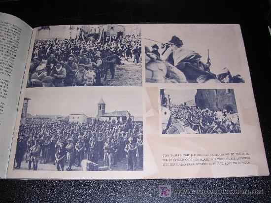 Militaria: DIVISION 53, CUERPO EJERCITO DE ARAGON, PORTADA DE K-TOÑO FRADE, MUY ILUSTRADO CON FOTOGRAFIAS - Foto 3 - 46566321