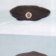 Militaria: COLECCIÓN DE 75 FOTOGRAFIAS EN COLOR DE BOINAS DE LA POLICIA Y DEL EJÉRCITO DE TODO EL MUNDO.. Lote 27609480