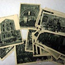 Militaria: 32 FOTOTIPIAS 2 SERIE OVIEDO CIUDAD MÁRTIR 5 AL 14 OCTUBRE 1934 REVOLUCIÓN OBRERA ASTURIAS. Lote 26884944