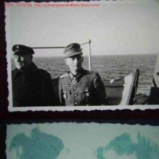 Militaria: FOTO GENERAL GERBIRSJAGER EDUARD DIELT. 100% ORIGINAL . FOTO 9X6 CM . Lote 23758009