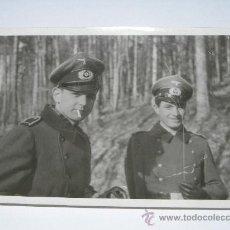 Militaria: FOTO SUBOFICIALES WEHRMACHT(008). Lote 26753959