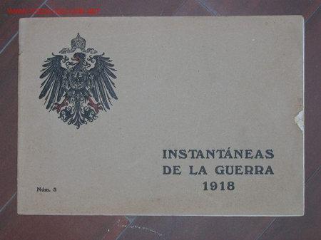 INSTANTANAEAS DE LA GUERRA 1918 - FOTOS DE GRAN CALIDAD SOBRE LA PRIMERA GUERRA MUNDIAL (Militar - Fotografía Militar - I Guerra Mundial)