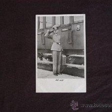 Militaria: POSTAL CIRCULADA DE UN MIEMBRO DEL EJERCITO DEL TERCER REICH. EPOCA. Lote 26799952
