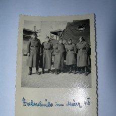 Militaria: FOTO SOLDADOS WEHRMACHT(039). Lote 10703008