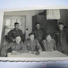 Militaria: FOTO SOLDADOS WEHRMACHT(084). Lote 10714669