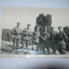 Militaria: FOTO OFICIALES WEHRMACHT(016). Lote 11254478