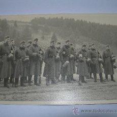 Militaria: POSTKARTE FORMACION WERMACHT(011). Lote 26904127