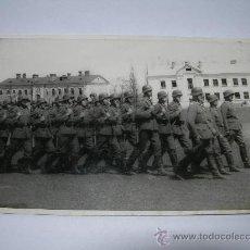 Militaria: POSTKARTE FORMACION WERMACHT(016). Lote 26904126