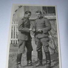 Militaria: POSTKARTE SOLDADOS WEHRMACHT(004). Lote 26845861