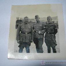 Militaria: FOTO SOLDADOS WEHRMACHT(029). Lote 26753971