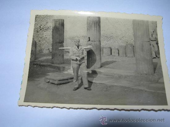 FOTO SOLDADO AFRICA KORPS(072) (Militar - Fotografía Militar - II Guerra Mundial)