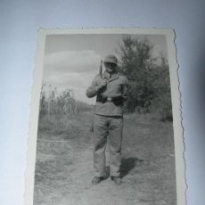 Militaria: FOTO SOLDADO AFRICA KORPS(081). Lote 27523220