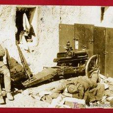 Militaria: FOTO GUERRA CIVIL , MADRID, ALTO EL FUEGO 6-12-1936 , F476. Lote 27517401